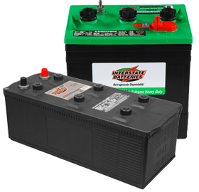RI Battery Exchange Commercial Batteries