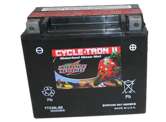 RI Battery Exchange  Cycle-Tron II Battery